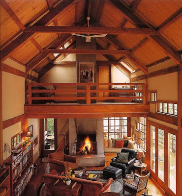 Example of open concept barn home plan the main living areas are open - Pole Barn Houses On Pinterest Pole Barn Houses Timber