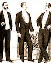 Summary of Contemporary Types of Men's Formal Tuxes