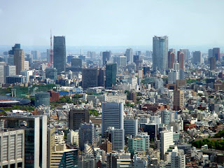 View from Tokyo Tocho