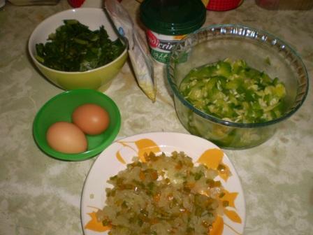 Tarta de acelga y zapallitos cocinar en casa es for Cocinar acelgas