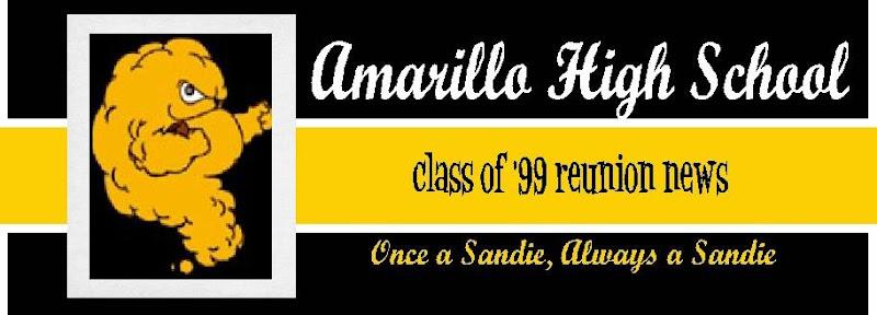 AHS Class of 99 Reunion