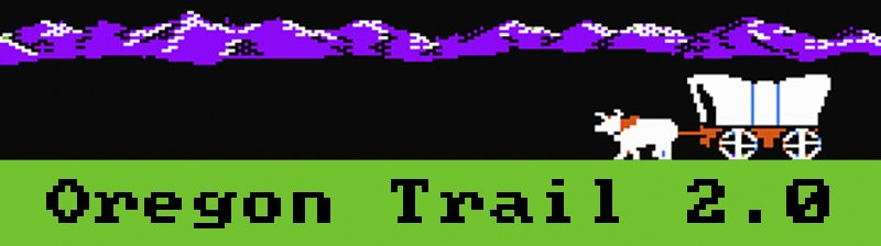 Oregon Trail 2.0