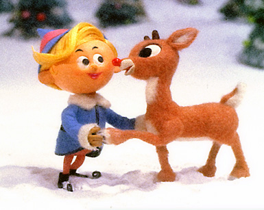 rudolph the red nosed reindeer coloring pages clarice