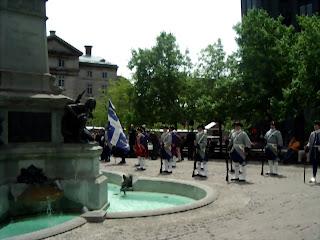 Fondiĝo de la urbo Montrealo