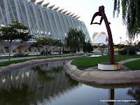 Science Museum Prince Felipe and Gardens, Valencia