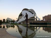 El Palau de les Arts Reina Sofía, Valencia