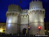 Medieval Torres de Serrano, Valencia