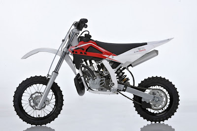 2011 Husqvarna CR 50 Picture