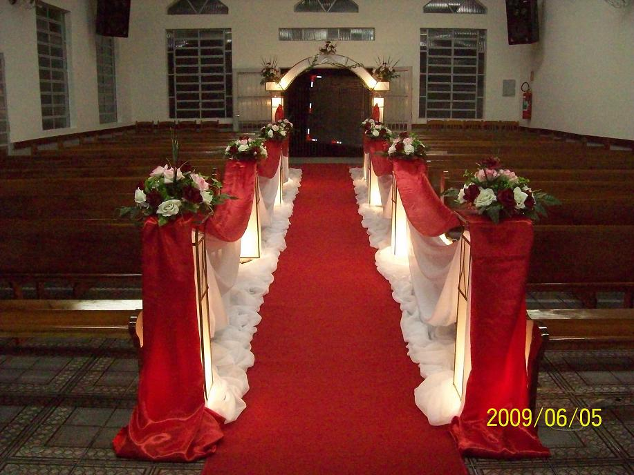 decoracao de casamento igreja evangelica : decoracao de casamento igreja evangelica:Enfim Noiva: ★ Decoração da igreja ★