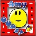 Amy Oops Entrecard