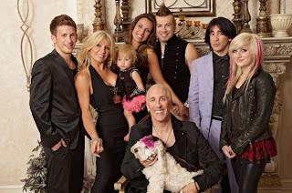 Dee Snider & Family