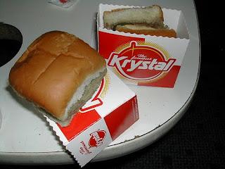 Krystal Hamburgers