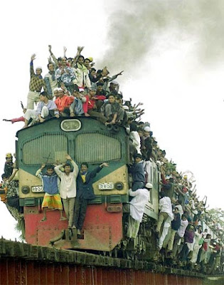 Funny Trains in India