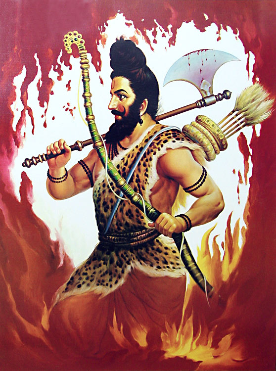 Parashurama Avatar - The Sixth Avatar of Lord Vishnu