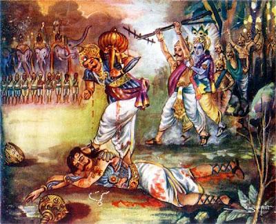Bheema Vs Duryodhan