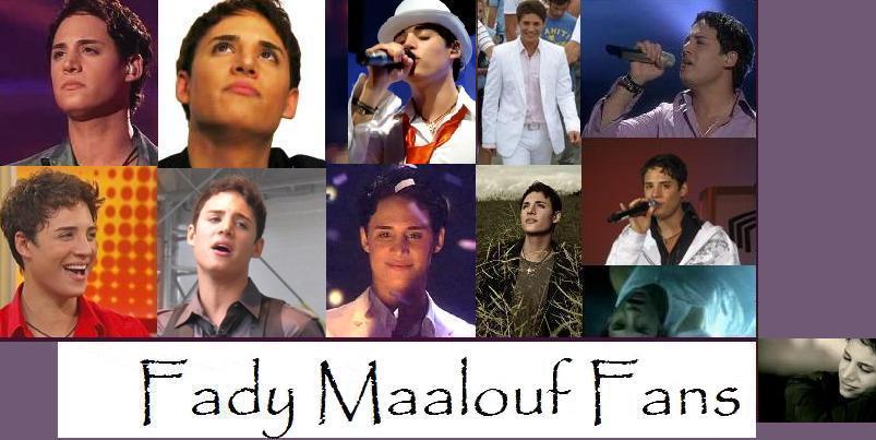 Fady Maalouf Fans