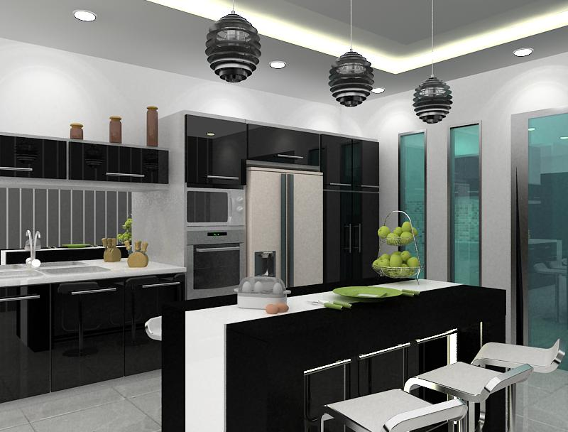 Interior design freelance pn siti hijaz penang 2009 for Siti di interior design