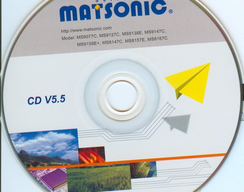 pilote matsonic ms9138d