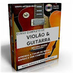 CURSO COMPLETO DE VIOLO E GUITARRA