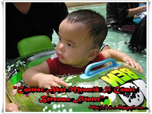 """Contest Aksi Menarik """"Si Comel Bersama Floater"""" Sempena 1st Birthday HNI"""