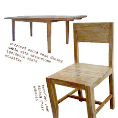 SOLID TEAK FURNITURE