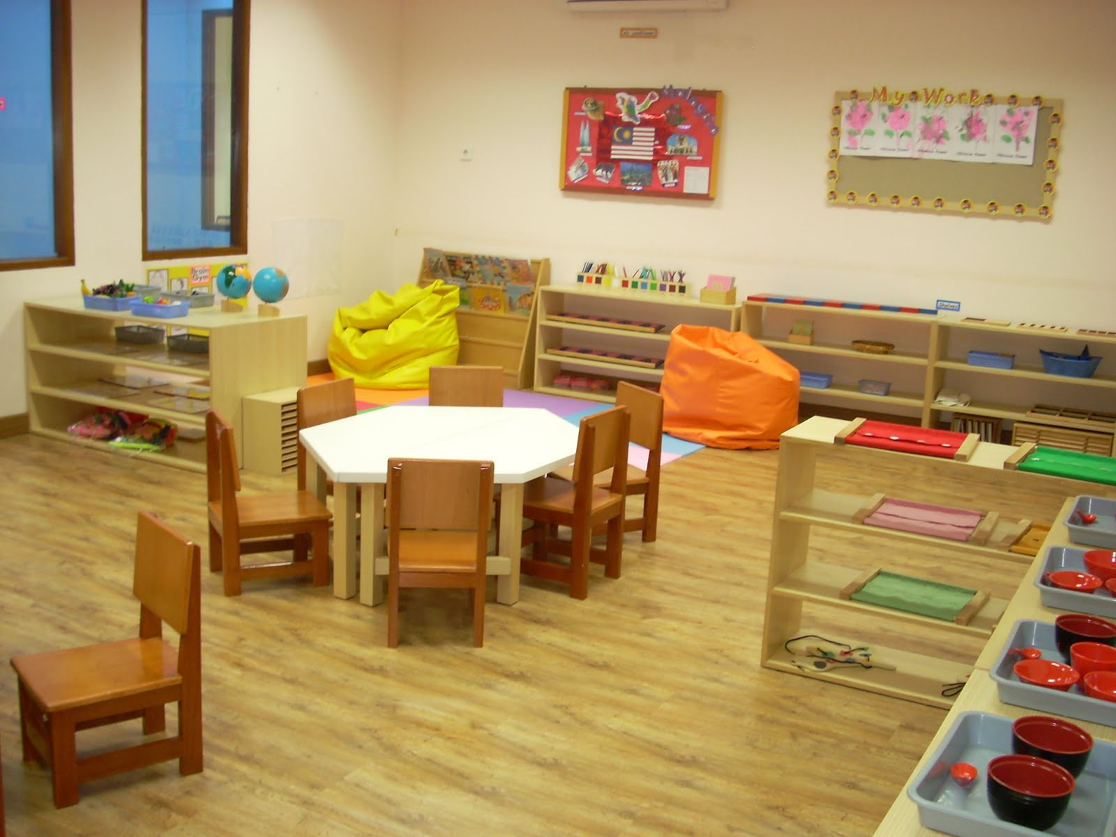 Montessori Classroom Decoration Ideas ~ Montessori classroom decorations just b use