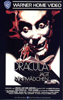 Love that German title - Dracula Chases Mini-Girls