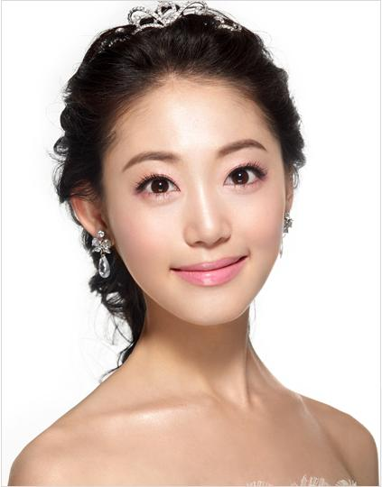 Beach Wedding Makeup Asian : Korean Makeup: Before and After - A Dress Girl