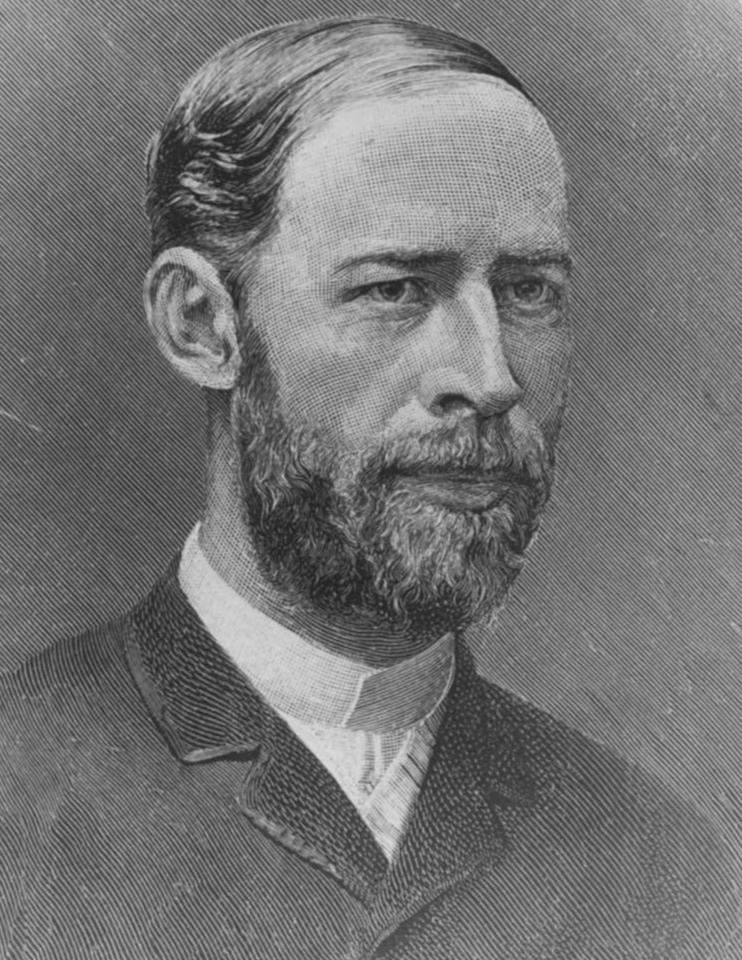 Grupo 7 - 3ºA - Física - IDESA: Heinrich Hertz