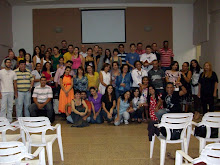 Turma  do Seminário em Tocantins