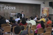 Pr Erick Beraldo( Igreja Sara Nossa Terra - Belo Horizonte