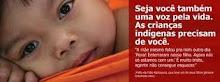 As Crianças Indígenas precisam de Nós para serem livres dessa Cultura do Inimigo