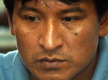 Edson sobrevivente do Infanticídio