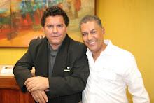 Tadeu Franco e Moisés Di Souza