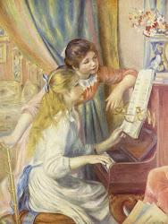 Renoir - Ao Piano