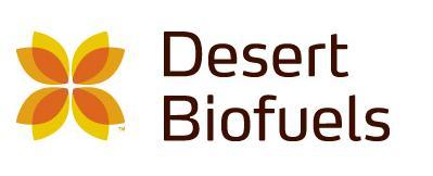 Desert Biofuels Initiative