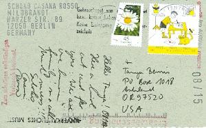 Schoko Casana Rosso Mildbrandt, Germany, Posted 12/07
