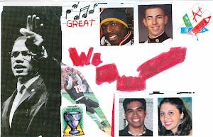 Mario, McKay High School, 12/07