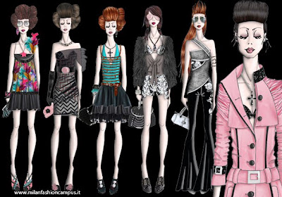 Italian Fashion Designers Picture on The First Online Fashion Design Schools