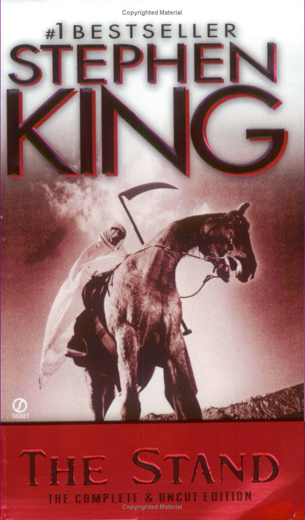 Stephen King's The Stand (Boxed Set) movie