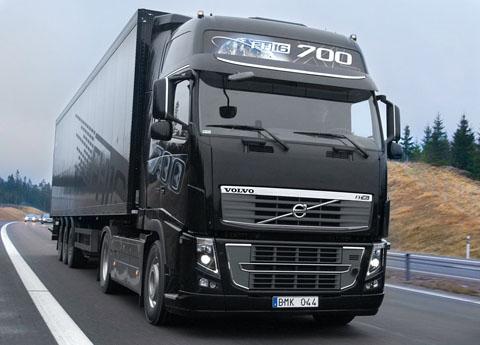 fotos de camiones volvo fh162