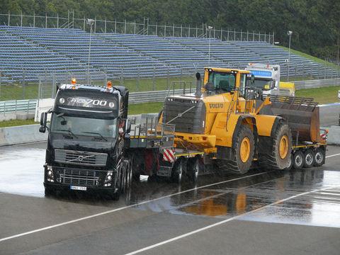 fotos de camiones volvo fh16-5