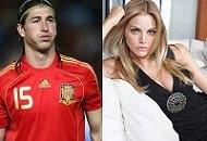 Las mujeres de los futbolistas.