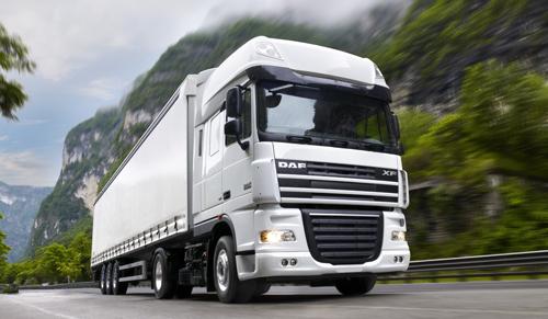 videos de camiones daf xf105 c
