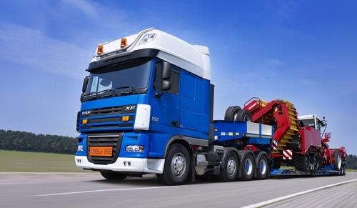 videos de camiones daf xf105 h