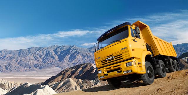 videos de camiones kamaz 8x8