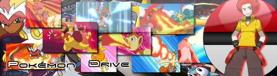 .::Pokémon Drive::.