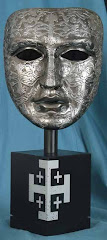 MASK of KING BALDWIN