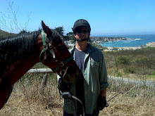 Max and I at Morro Bay/Montana de Oro