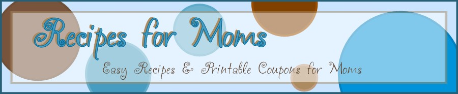 Recipes for Moms
